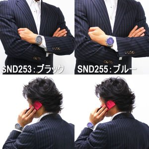 ポイント最大21倍! セイコー(SEIKO) 逆輸入 腕時計 クロノグラフ SND253|neel|04