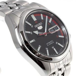 セイコー5 SEIKO5 逆輸入 腕時計 自動巻き セイコーファイブ SNK375J1(SNK375JC)|neel|04