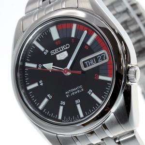 セイコー5 SEIKO5 逆輸入 腕時計 自動巻き セイコーファイブ SNK375J1(SNK375JC)|neel|05