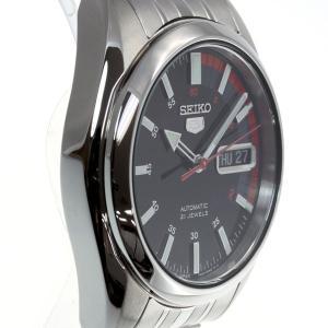 セイコー5 SEIKO5 逆輸入 腕時計 自動巻き セイコーファイブ SNK375J1(SNK375JC)|neel|06