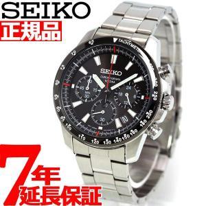 ニールならポイント最大40倍!12/4 23時59分まで! セイコー(SEIKO) 逆輸入 腕時計 メンズ クロノグラフ SSB031P1(SSB031PC)