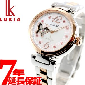 ルキア セイコー メカニカル 自動巻き 2019 SAKURA Blooming 限定モデル 腕時計 レディース SSQVM050|neel