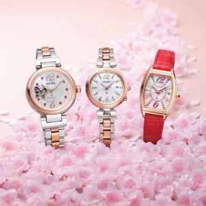ルキア セイコー メカニカル 自動巻き 2019 SAKURA Blooming 限定モデル 腕時計 レディース SSQVM050|neel|12