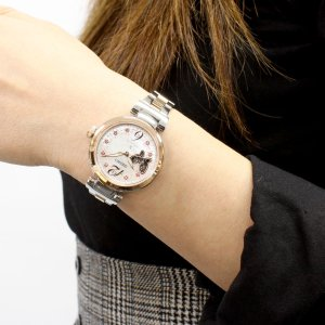 ルキア セイコー メカニカル 自動巻き 2019 SAKURA Blooming 限定モデル 腕時計 レディース SSQVM050|neel|16