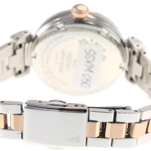 ルキア セイコー メカニカル 自動巻き 2019 SAKURA Blooming 限定モデル 腕時計 レディース SSQVM050|neel|20