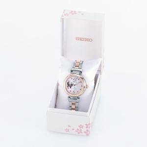 ルキア セイコー メカニカル 自動巻き 2019 SAKURA Blooming 限定モデル 腕時計 レディース SSQVM050|neel|09
