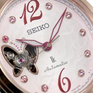 ポイント最大21倍! ルキア セイコー メカニカル 自動巻き 2019 SAKURA Blooming 限定モデル 腕時計 レディース SSQVM052|neel|13