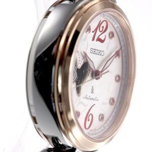 ポイント最大21倍! ルキア セイコー メカニカル 自動巻き 2019 SAKURA Blooming 限定モデル 腕時計 レディース SSQVM052|neel|18