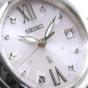 ポイント最大21倍! ルキア セイコー 電波 ソーラー 腕時計 レディース SSVW137|neel|17