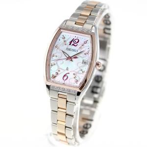 ポイント最大21倍! ルキア セイコー 電波 ソーラー 限定モデル 腕時計 レディース 綾瀬はるか イメージキャラクター SSVW150|neel|11