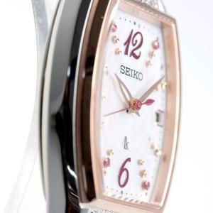 ポイント最大21倍! ルキア セイコー 電波 ソーラー 限定モデル 腕時計 レディース 綾瀬はるか イメージキャラクター SSVW150|neel|13