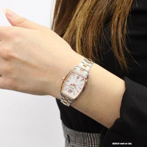 ポイント最大21倍! ルキア セイコー 電波 ソーラー 限定モデル 腕時計 レディース 綾瀬はるか イメージキャラクター SSVW150|neel|14