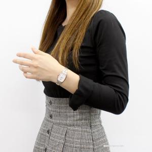 ポイント最大21倍! ルキア セイコー 電波 ソーラー 限定モデル 腕時計 レディース 綾瀬はるか イメージキャラクター SSVW150|neel|17