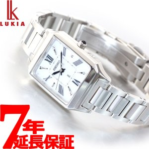 店内ポイント最大26倍!ルキア セイコー 電波 ソーラー 腕時計 レディース SSVW159 neel PayPayモール店