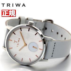 今だけ!ポイント最大30倍! トリワ TRIWA 腕時計 レディース SVST102-SS111512|neel