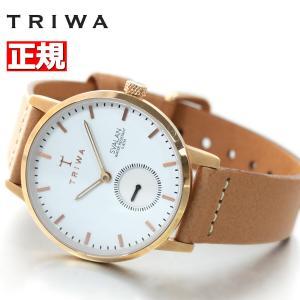 今だけ!ポイント最大30倍! トリワ TRIWA 腕時計 レディース SVST104-SS010614|neel