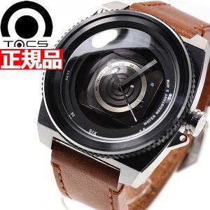 今だけ!ポイント最大31倍&10%クーポン! TACS タックス 腕時計 メンズ TS1405B|neel