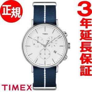 明日はダイヤ最大Pt26倍!プラチナ25倍!ゴールド24倍! タイメックス TIMEX 腕時計 メンズ ウィークエンダー フェアフィールド TW2R27000|neel