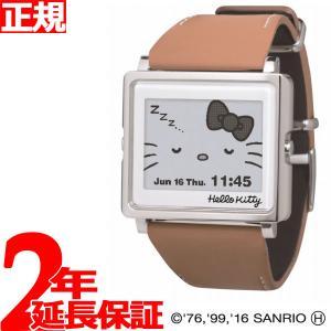 エプソン スマートキャンバス EPSON smart canvas 腕時計 Hello Kitty ...