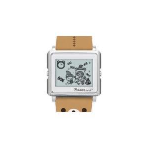 ポイント最大12倍! エプソン スマートキャンバス リラックマ EPSON 腕時計 W1-RK10110|neel|09