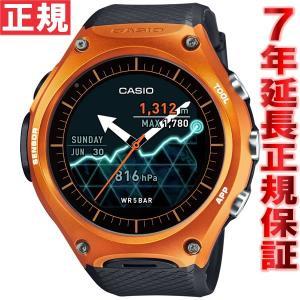 カシオ スマートアウトドアウォッチ 腕時計 メンズ WSD-F10RG スマートウォッチ