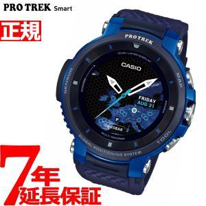 ポイント最大27倍! カシオ プロトレック スマートアウトドアウォッチ 腕時計 メンズ WSD-F3...