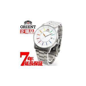 本日ポイント最大31倍!24日23時59分まで! オリエント スタイリッシュ&スマート ディスク 腕時計 メンズ 自動巻き WV0821ER ORIENT|neel