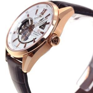 本日ポイント最大21倍! オリエントスター 腕時計 メンズ 自動巻き WZ0211DK ORIENT|neel|05