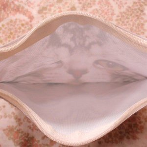 ニャンコ好き必見!インパクト絶大!ネコ好きには絶対おすすめのニャンコ顔ポーチ!|neigh|06