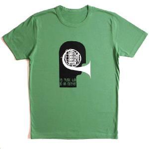 音楽Tシャツ 歌うのが大好きな人にオススメしたい「MY MUSIC WILL GO ON FOREVER(私の音楽は永遠に)」 ナチュラルデザインTシャツ|neigh|02