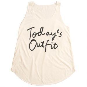 ノースリーブ 女の子に人気のデザイン「Today's Outfit」 タンクトップ 重ね着でも◎、水着の上からでも◎!夏の必須ガールズアイテム|neigh|02