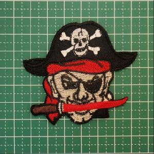【定型郵便送料無料】男のロマン、そして飽くなき野望の大きさを感じさせる「海賊キャプテン」|neigh