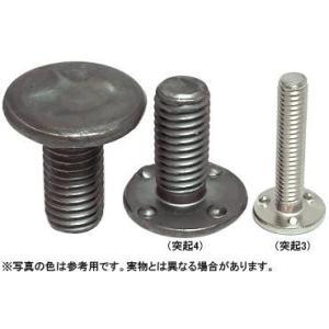 ウエルドボルト 4 X 8 鉄 生地 【2500本】|nejikuru