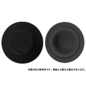 カラ−キャップHEX 黒 M6 樹脂  【400本】|nejikuru