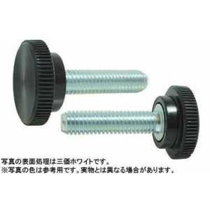 サムスクリュー(丸(黒  3 X 12 D=9.5  ステンレス 生地 【500本】|nejikuru