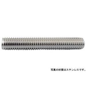 寸切(荒先) 10X135 鉄 ユニクロ 【80本】|nejikuru