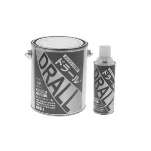 ドラール(溶融亜鉛メッキ補修剤【1個】ドラール(エアゾールタイプ  420 ML 鉄(または標準)/生地(または標準)|nejinetshop