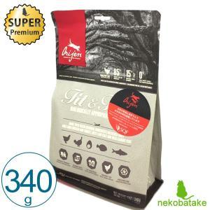 オリジン フィット&トリム 340g キャットフード 総合栄養食|nekobatake