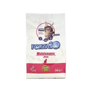 FORZA10 メンテナンス フィッシュ 500g 正規品 キャットフード 栄養食|nekobatake
