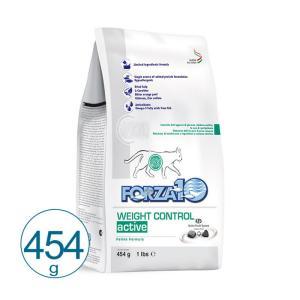 FORZA10 アクティブライン ウェイトコントロール アクティブ 454g 正規品 キャットフード 栄養食|nekobatake