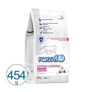 FORZA10 アクティブライン ハイポアレルジェニック アクティブ 454g / 成猫用食事療法食 nekobatake