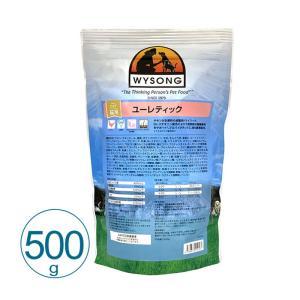 ワイソン ユーレティック 500g キャットフード 総合栄養食 泌尿器系疾患の予防 成猫用|nekobatake