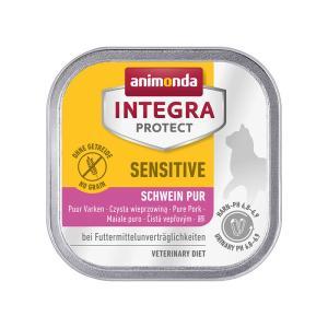 アニモンダ インテグラ プロテクト ウェット センシティブ 豚のみ 100g 正規品 キャットフード 栄養食|nekobatake