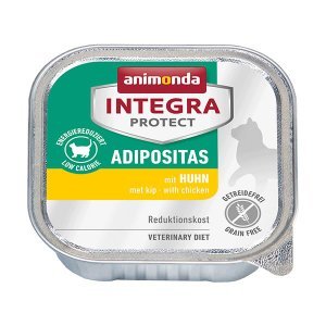 アニモンダ インテグラ プロテクト ウェット 肥満ケア 鶏 100g 正規品 キャットフード 栄養食|nekobatake