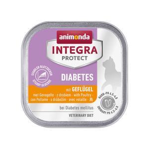 アニモンダ インテグラ プロテクト ウェット 糖尿ケア 鳥 100g 正規品 キャットフード 栄養食|nekobatake
