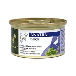 エクイリブリア キャット 缶 ダック&ハーブ 85g / EQUILIBRIA 猫用缶詰 一般健康食|nekobatake