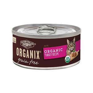 C&P オーガニクス キャット缶 グレインフリー ターキー 85g 正規品 キャットフード 総合栄養食|nekobatake