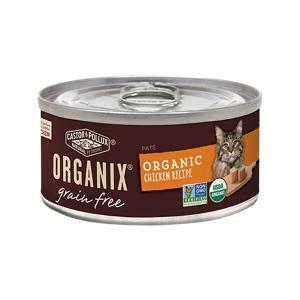 C&P オーガニクス キャット缶 グレインフリー チキン 85g 正規品 キャットフード 総合栄養食|nekobatake