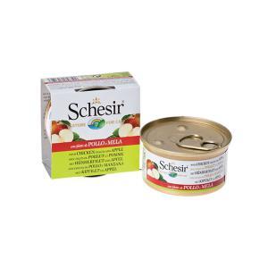 シシア チキンフィレ&アップル(フルーツ)75g 正規品 キャットフード 一般食|nekobatake
