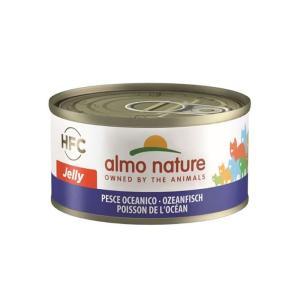 アルモネイチャー LEGEND/HFC 海魚(サバ+白身魚) 70g 正規品 キャットフード 一般食|nekobatake